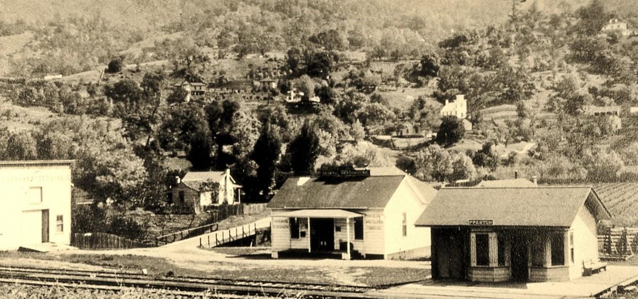 Preston view toward east preston colony sonoma county ca for Preston house
